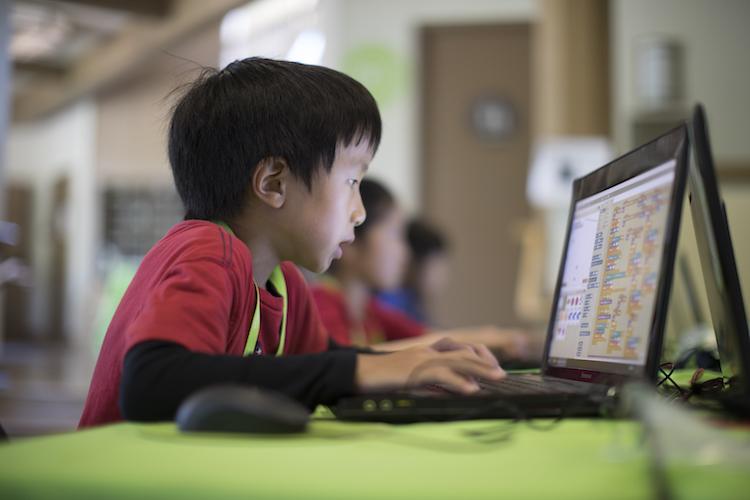 aplicaciones, páginas y juegos de programación para niños